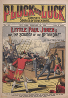Little Paul Jones, or, The scourge of the British coast