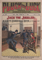 Jack the juggler, or, A boy's search for his sister