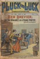 Ben Brevier, or, The romance of a young painter