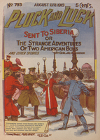 Sent to Siberia, or, The strange adventures of two American boys