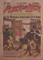 Captain Columbia, or, The wonderful adventures of a young American