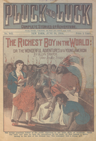 The richest boy in the world, or, The wonderful adventures of a young American