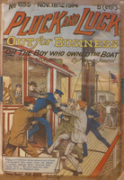 Out for business, or, The boy who owned by boat