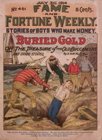 Buried gold, or, The treasure of the old buccaneers