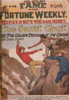 The secret chart, or, The golden treasure of the crater