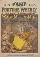 Mark Milton's mine, or, A schoolboy's inheritance