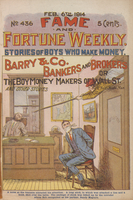 Barry & Co., bankers and brokers, or, The boy money=makers of Wall Street