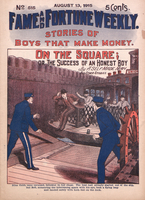 On the square, or, The success of an honest boy