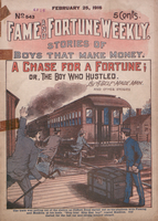 A chase for a fortune, or, The boy who hustled