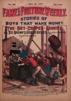 The boy copper miner, or, Ted Brown's rise to riches