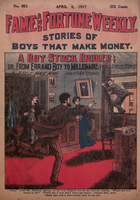 A boy stock broker, or, From errand boy to millionaire