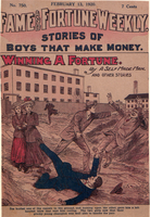 Winning a fortune, or, The boy hero of the mill