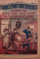 The old broker's heir, or, The boy who won in Wall Street