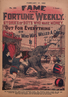 """Out for everything"", or, The boy who was willed a circus"