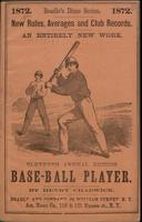 Beadle's dime base-ball player (1872)