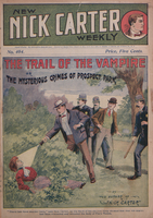The trail of the vampire, or, The mysterious crimes of Prospect Park