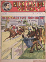 Nick Carter's handicap, or, Victory won in a canter