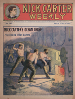 Nick Carter's ocean chase, or, The missing crown diamond