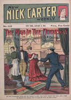 The man in the doorway, or, Nick Carter's conquest of a castle