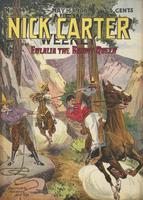 Eulalia, the bandit queen, or, Nick Carter's chase across the mountains