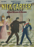A plot within a palace, or, Nick Carter's royal client