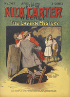 The cavern mystery, or, Nick Carter's puzzle of the leather bag