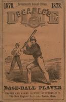 Beadle's dime base-ball player (1878)