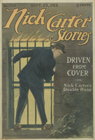 Driven from cover, or, Nick Carter's double ruse