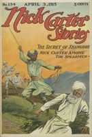 secret of Shangore, or, Nick Carter among the spearmen