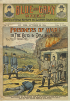 Prisoners of war, or, The boys in gray in limbo