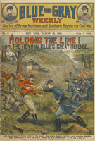 Holding the line, or, The boys in blue's great defence