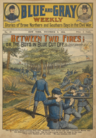 Between two fires, or, The boys in blue cut off