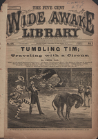 Tumbling Tim, or, Traveling with a circus