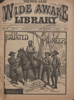 The haunted pioneer, or, Fighting for Texas