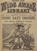 Young Davy Crockett, or, The hero of Silver Gulch