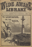 The lighthouse on the rock