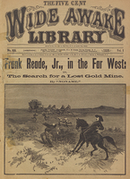 Frank Reade, Jr., in the far west, or, The search for a lost gold mine