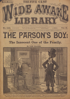 The parson's boy, or, The innocent one of the family