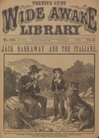 Jack Harkaway and the Italians, or, The brigand's doom