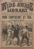 Dick Lightheart at sea